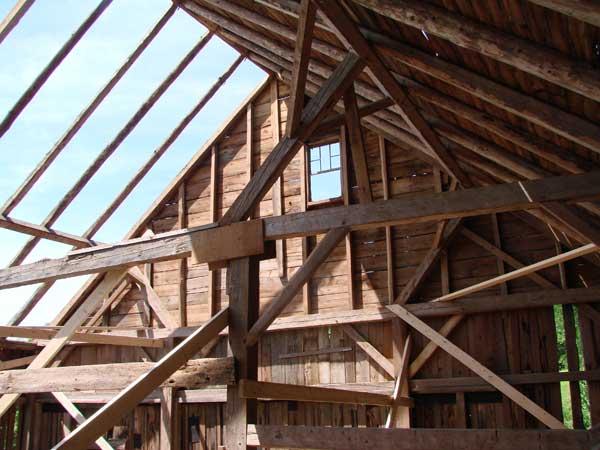 Dismantling the Barn