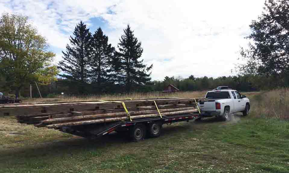 The Barn is on the Move