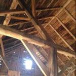 Old Barn Interior
